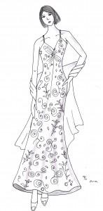 Kursus Design on Fashion Dsesign   Kursus Tata Busana Wiwi