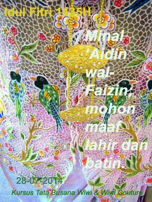 Selamat Hari Raya Idul Fitri 1435H